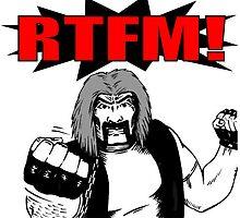 RTFM! by kerchow