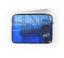 Boat crane Laptop Sleeve