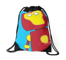 Robots in Disguises - Stark bot Drawstring Bag