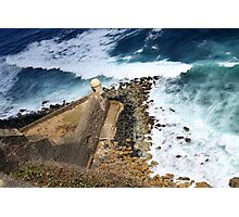 Guard Tower Photographic Print