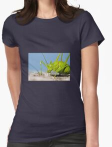 A small step for man, a big step for a green buggy T-Shirt