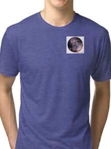 Sammy Wilk Galaxy Edit Items Tri-blend T-Shirt