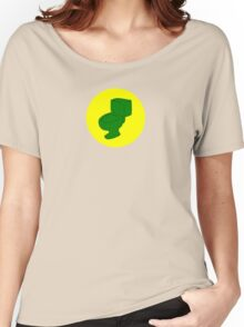 G.I.T.S. - Green Latrine Women's Relaxed Fit T-Shirt