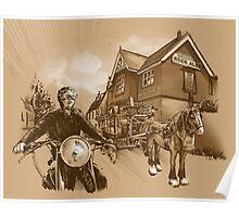 The Hampden Arms Poster