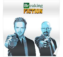 Breaking Fiction Poster
