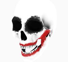 the smile of the skull Unisex T-Shirt