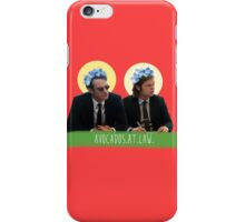Avocados.At.Law. iPhone Case/Skin