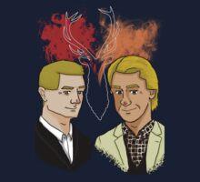 Bond & Silva by Hxoxo