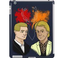 Bond & Silva iPad Case/Skin