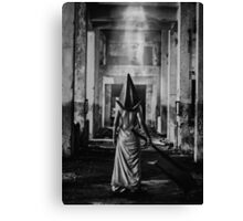 Silent Hill sword... Canvas Print