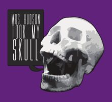 Mrs Hudson Took My Skull by Hxoxo