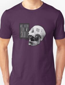 Mrs Hudson Took My Skull Unisex T-Shirt