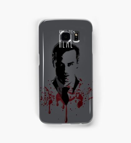 Moriarty Was Real (plain) Samsung Galaxy Case/Skin