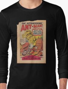 Ant Man Comic  Long Sleeve T-Shirt