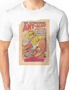 Ant Man Comic  Unisex T-Shirt