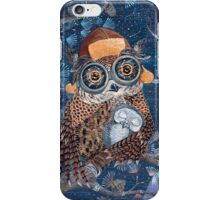 Night time dreamer iPhone Case/Skin