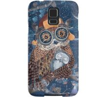 Night time dreamer Samsung Galaxy Case/Skin