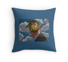 Magritte Braxiatel Throw Pillow
