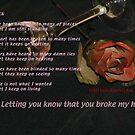 Broken by DreamCatcher/ Kyrah Barbette L Hale