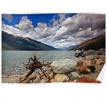 Moose Lake, BC, Canada Poster