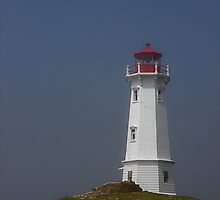 The Louisbourg Light by Ryan Stevens