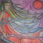 Angel of Tenacity by Anthea  Slade