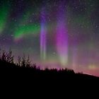 A Celestial Tapestry of Colour # 2 by peaceofthenorth
