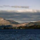 Loch Lomond by Chris Cardwell