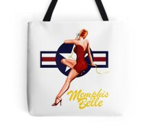 The Memphis Belle Tote Bag