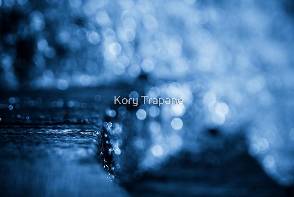 Bokeh Falls by Kory Trapane