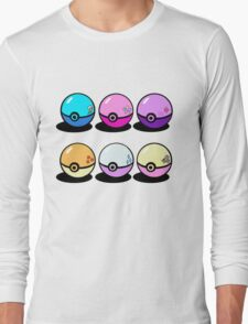 Pokemon is magic Long Sleeve T-Shirt