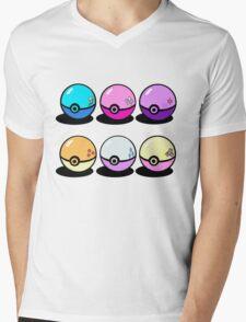 Pokemon is magic Mens V-Neck T-Shirt