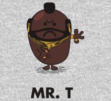 Mr. T by Kiji