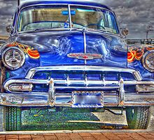 1952 Chevy Front by henuly1