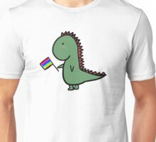Pride Dinosaur Unisex T-Shirt