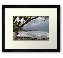 Alexander Headlands Framed Print