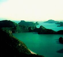 Ang Thong Marine Park by Robbie Labanowski