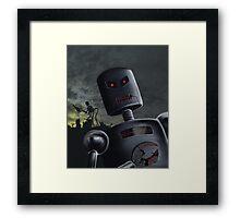 Demon Bots Framed Print