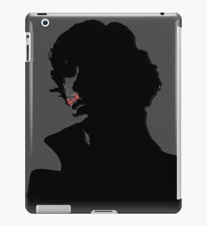 I Don't Have Friends iPad Case/Skin