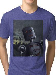 Demon Bots Tri-blend T-Shirt