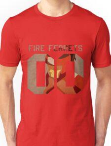Fire Ferrets Korra Unisex T-Shirt