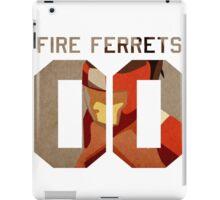 Fire Ferrets Korra iPad Case/Skin