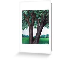 Summer Shade Greeting Card