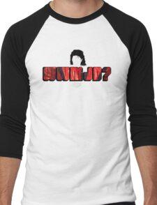 What Would Michael Jackson Do? Men's Baseball ¾ T-Shirt
