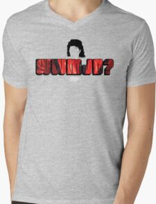 What Would Michael Jackson Do? Mens V-Neck T-Shirt
