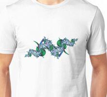 Fractal Flowers Tee Unisex T-Shirt