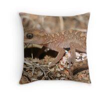 Diplodactylus furcosus_Burra, SA Throw Pillow