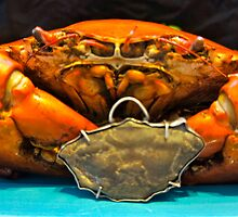 Crabby Heritage by D. D.AMO