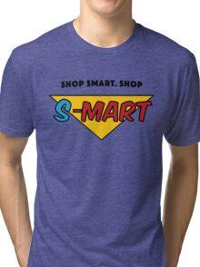 Shop Smart. Tri-blend T-Shirt