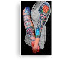 Arm 'N Arm Canvas Print